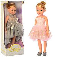 Лялька 79003B 2 види, кор., 49-19,5-10 см.