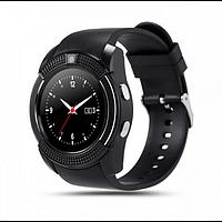 Умные смарт часы с функцией фитнес браслета Smart watch (V8)