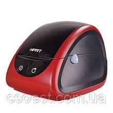 Універсальний чеково-етикеточний принтер HPRT LPQ80 USB + RS232 (червоно-чорний)