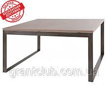 Стол журнальный BRIGHTON S мокко МДФ (90х90х45 см) Nicolas (бесплатная доставка)