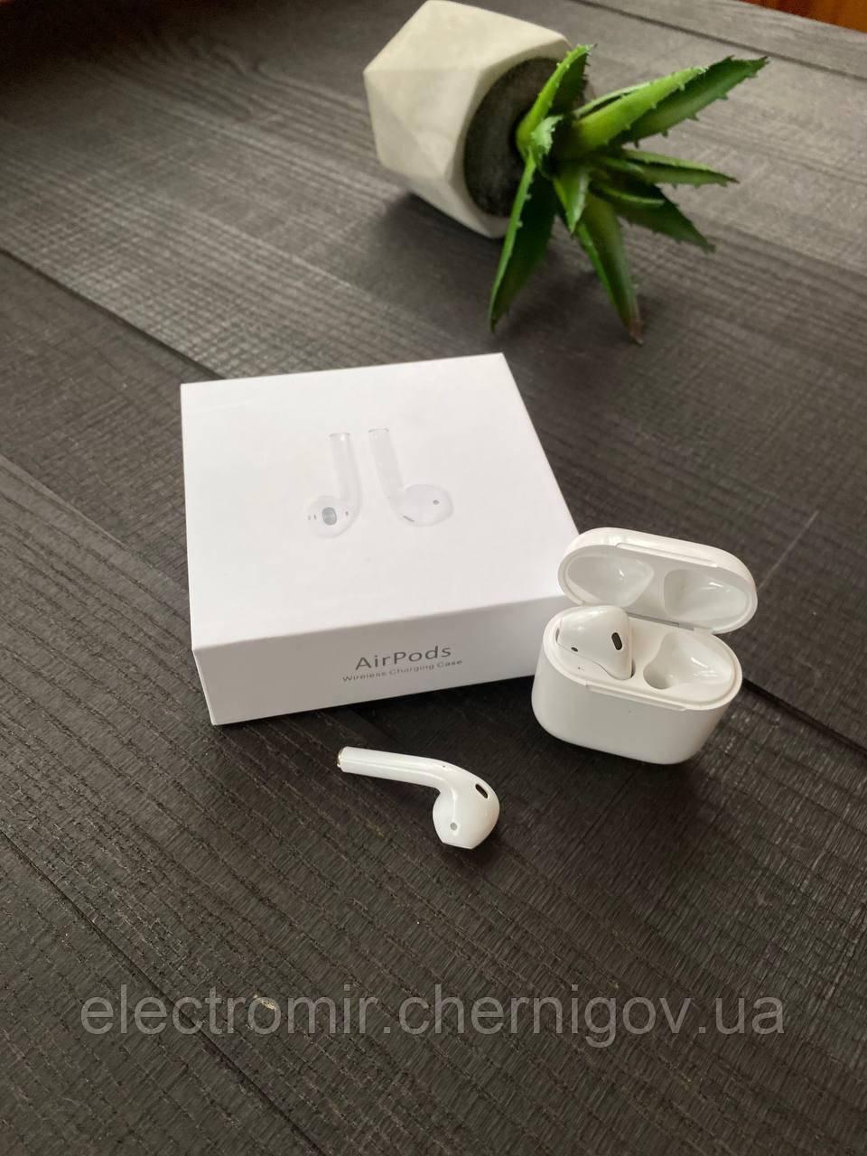 Навушники безпровідні Airpods 2 Lux
