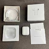 Навушники безпровідні Airpods 2 Lux, фото 6
