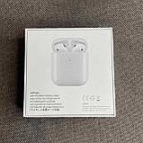 Навушники безпровідні Airpods 2 Lux, фото 9