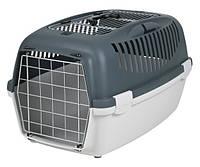 Переноска для кошек и собак Trixie Capri III Open Top, 61*40*38см, до 12 кг