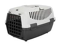 Перенесення для кішок і собак Trixie Capri, 48х32х31см, до 6 кг, 39811(сіра)