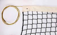 Сітка для великого тенісу безузловая 12,8 х 1,08 м З-0049, фото 1