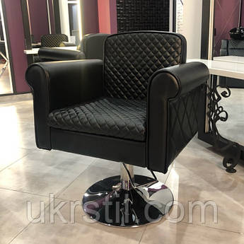 Кресло клиента парикмахерской Ambassador Lux