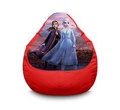"Кресло мешок ""Frozen. Elsa and Anna"" Оксфорд"