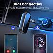 Bluetooth-адаптер Ugreen CM279 Bluetooth 5.0 приемник адаптер 3.5мм с микрофоном, с Aptx, фото 3
