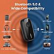 Bluetooth-адаптер Ugreen CM279 Bluetooth 5.0 приемник адаптер 3.5мм с микрофоном, с Aptx, фото 5