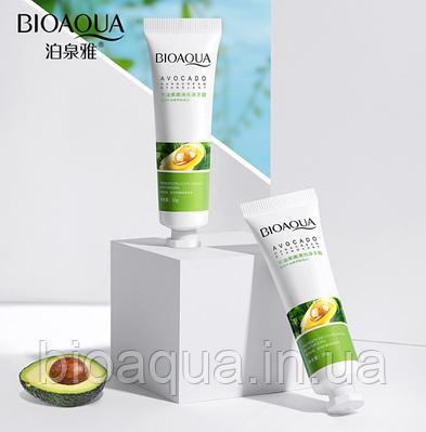 Увлажняющий питательный крем для рук Bioaqua с экстрактом авокадо 30 g