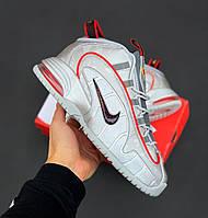 Серые спортивные кроссовки Nike Air Max Penny 1 Doernbecher by Alejandro Muñoz