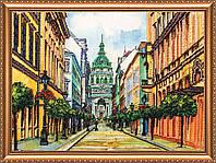 """Набор для вышивания бисером на художественном холсте """"Будапешт"""""""