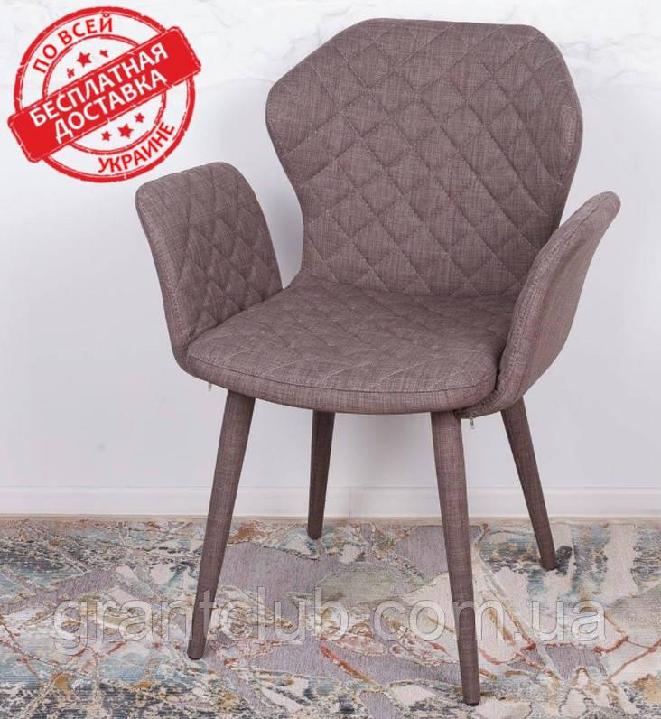 Кресло VALENCIA цвет кофейный Nicolas (бесплатная доставка)