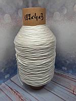 Нитка № 187х4х3 (2.5 мм) крутка Z вес 1.3 кг, фото 1