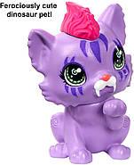 Лялька Роралея і тигреня Ферелл Печерний клуб 25 см Cave Club Roaralai Doll Mattel, фото 6