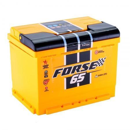Акумулятор автомобільний FORSE 65-0 (R+) (640А)