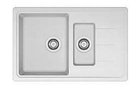 Кухонная мойка AQUAMARIN BDS 78-50 WH Белый