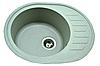 Кухонная мойка AQUAMARIN ARD 62-50  GR Серый, фото 4
