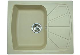 Кухонная мойка AQUAMARIN BGM 61-50 BG Беж