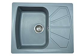 Кухонная мойка AQUAMARIN BGM 61-50 GR Серый