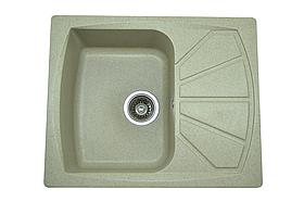 Кухонная мойка AQUAMARIN BGM 61-50 SND Песочный