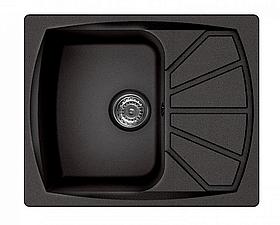 Кухонная мойка AQUAMARIN BGM 61-50 ONX Черный