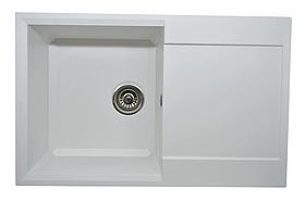Кухонная мойка AQUAMARIN COM 79-40 WH Белый