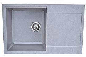 Кухонная мойка AQUAMARIN COM 79-40 GR Серый