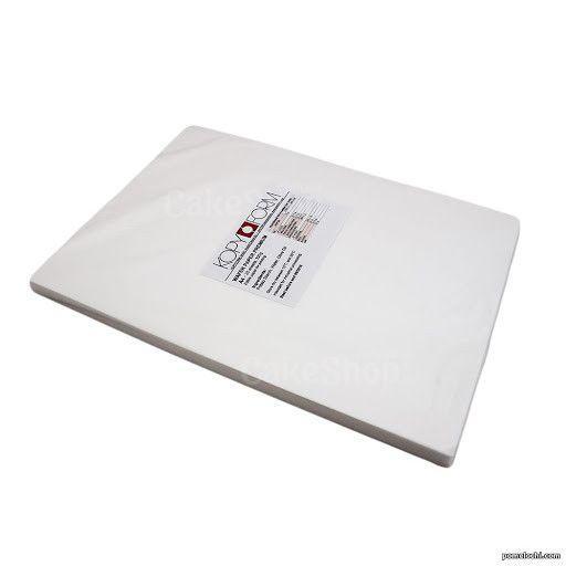 Вафельная бумага 0,4 мм (25 листов)