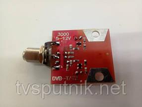 Плата для эфирных Т2 антенн Super 3000