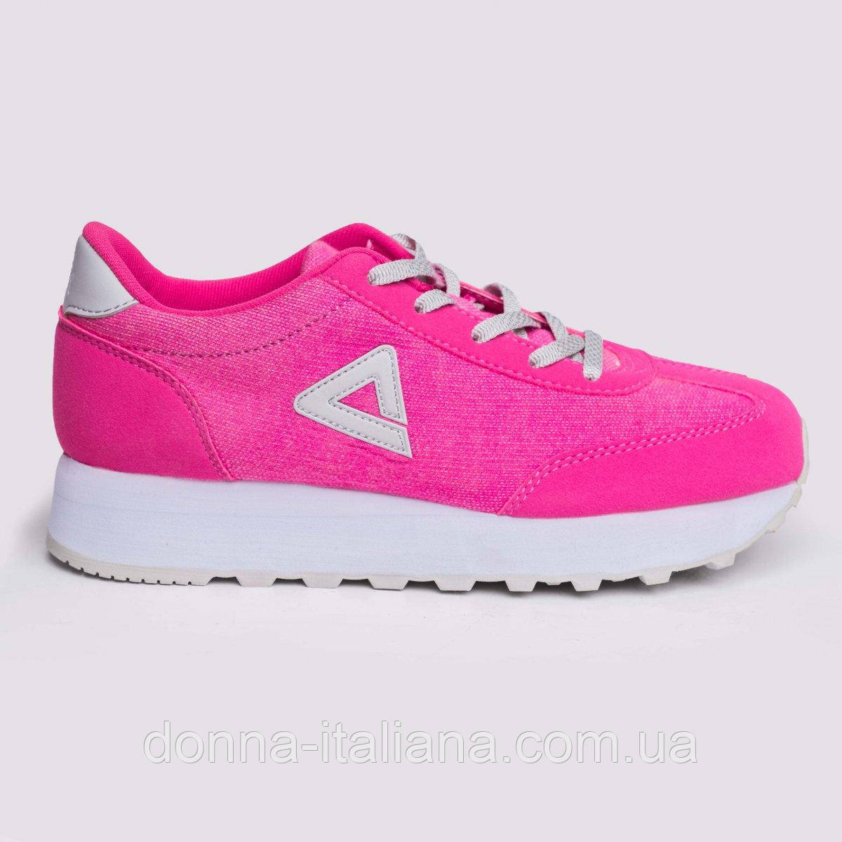 Кросівки повсякденні жіночі Peak Sport RE52142E-PIN 40 Рожеві (2000116684017)