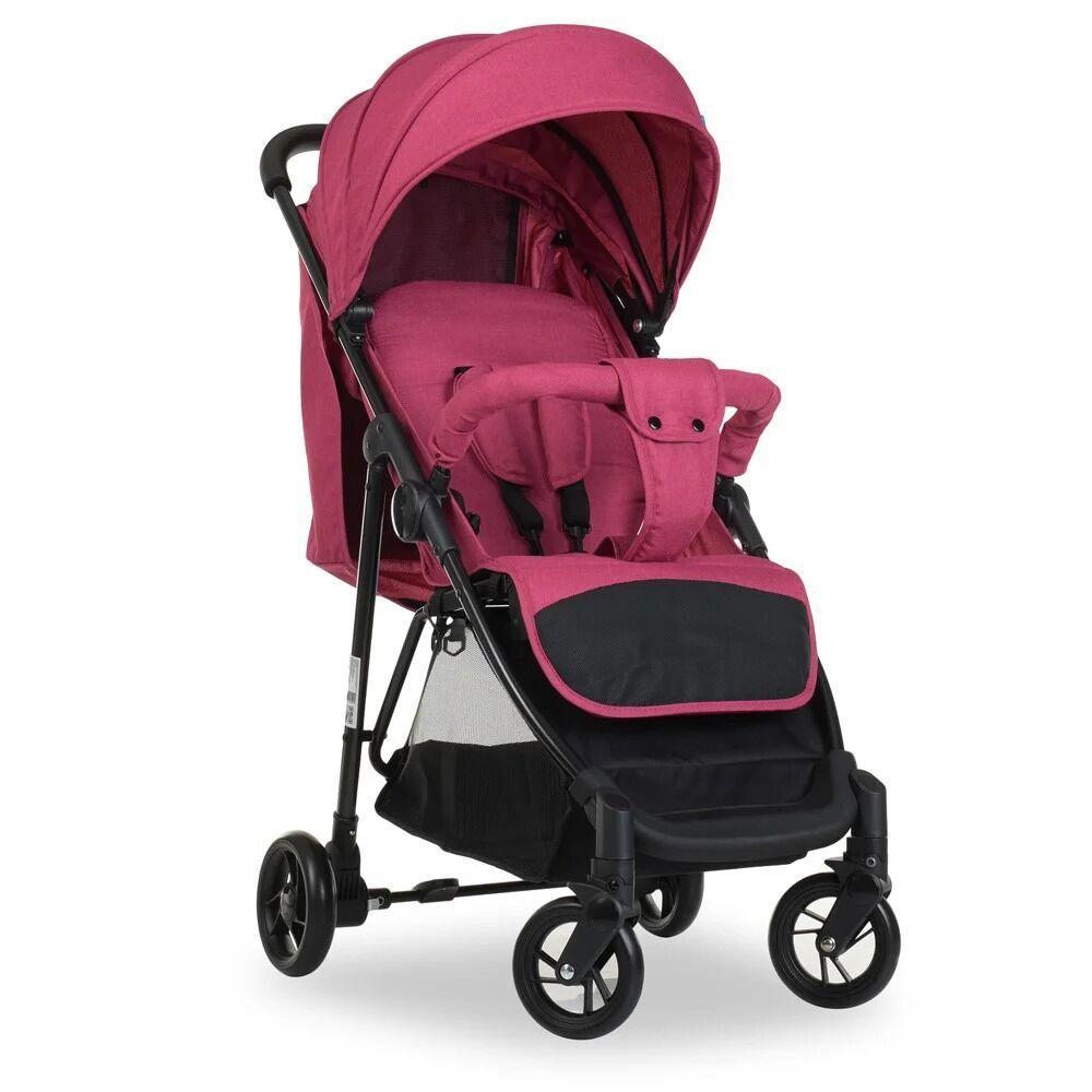 Дитяча прогулянкова коляска Bambi M 4249 Pink