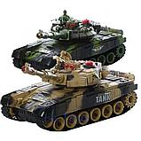 """Игровой набор танковый бой """"Мир танков"""" на радиоуправлении М 5525 (9993-2Р), фото 2"""