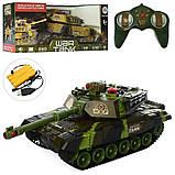 Детский танк на радиоуправлении 0139 War Tank (2 цвета), фото 4
