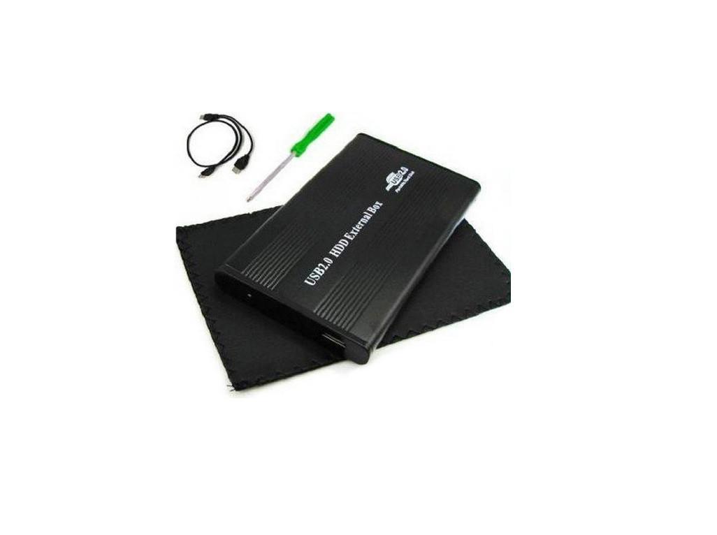 Внешний 2.5 USB IDE Карман жесткого диска, черный
