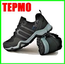 Кроссовки Мужские ТЕРМО Климапруф Черные (размеры: 41,42,44,46)