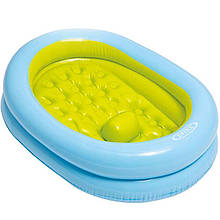 Детский надувной бассейн-ванночка Intex 48421