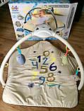 Коврик для младенца Konig Kids 63554 с проектором, фото 4