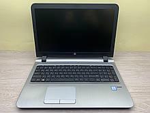 Ноутбук HP Probook 450 G3 15.6 FHD / Intel Core i5-6200U (2x max2.8GHz)/R7 M340, 2GB/RAM 8Gb / SSD 120Gb + HDD