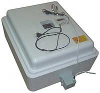 Инкубатор Несушка 77 яиц с автоматическим переворотом и резервным питанием на 12В с Цифровым терморегулятором
