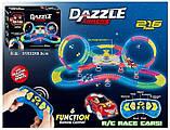Гоночний трек на радіокеруванні Dazzle Tracks 155, фото 2