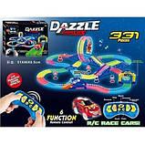 Гоночний трек з пультом управління Dazzle Tracks 158 (331 деталь), фото 2