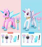 Дитяча іграшка поні з крильцями C 9, з аксесуарами (2 види), фото 2