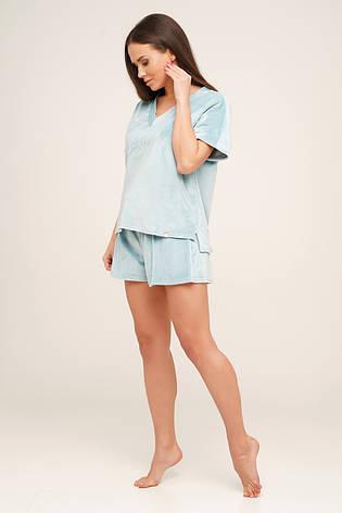 Костюм плюш  шорты и футболка TM Orli, фото 2