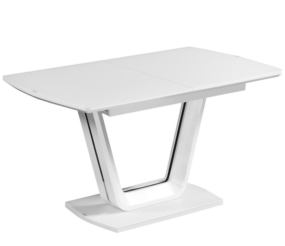 "Стол ""Asti"" 120/160х80 см. Белый"