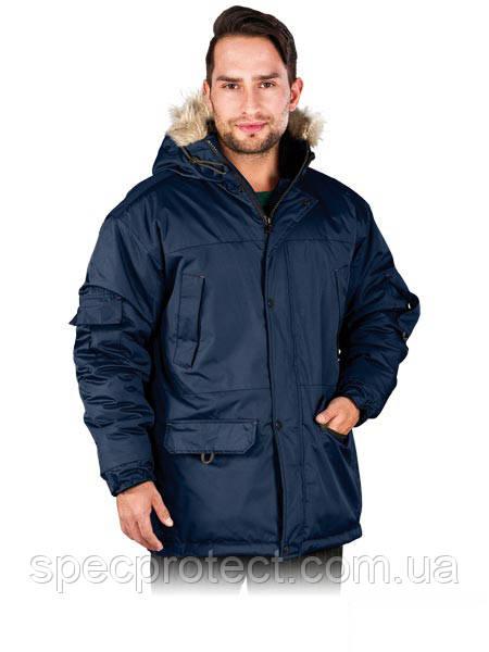 Куртка робоча утеплена, з капюшоном GROHOL G, O