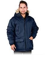 Куртка рабочая утепленная с капюшоном GROHOL G, O