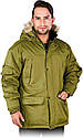 Куртка робоча утеплена, з капюшоном GROHOL G, O, фото 2
