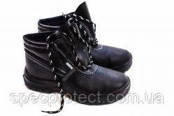 Ботинки рабочие кожаные Виталина ПУП